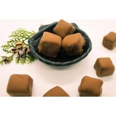 Fıstıklı Çikolatalı Lokum